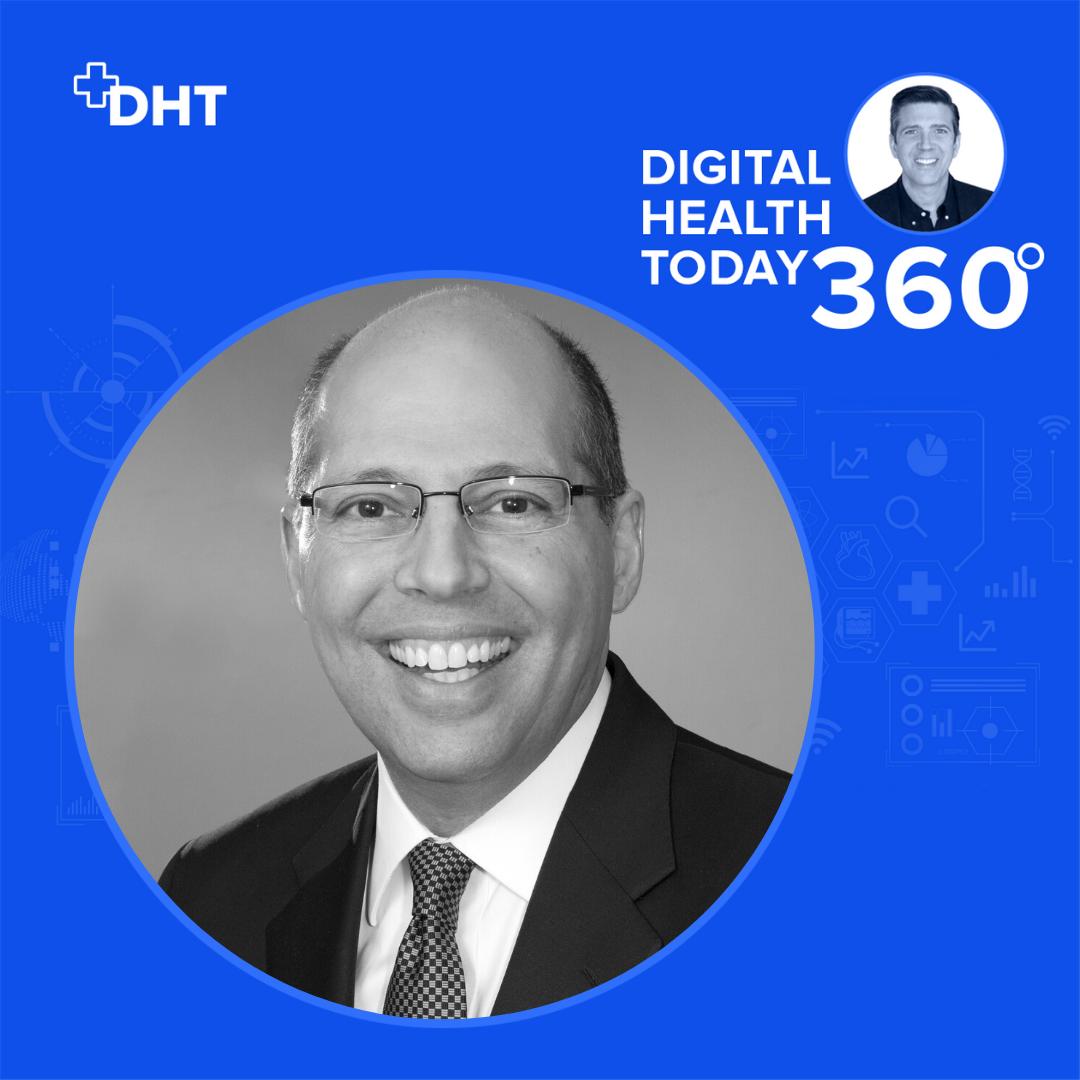 S7: #066: Dr. Kaveh Safavi on Five Trends in Digital Health Technology