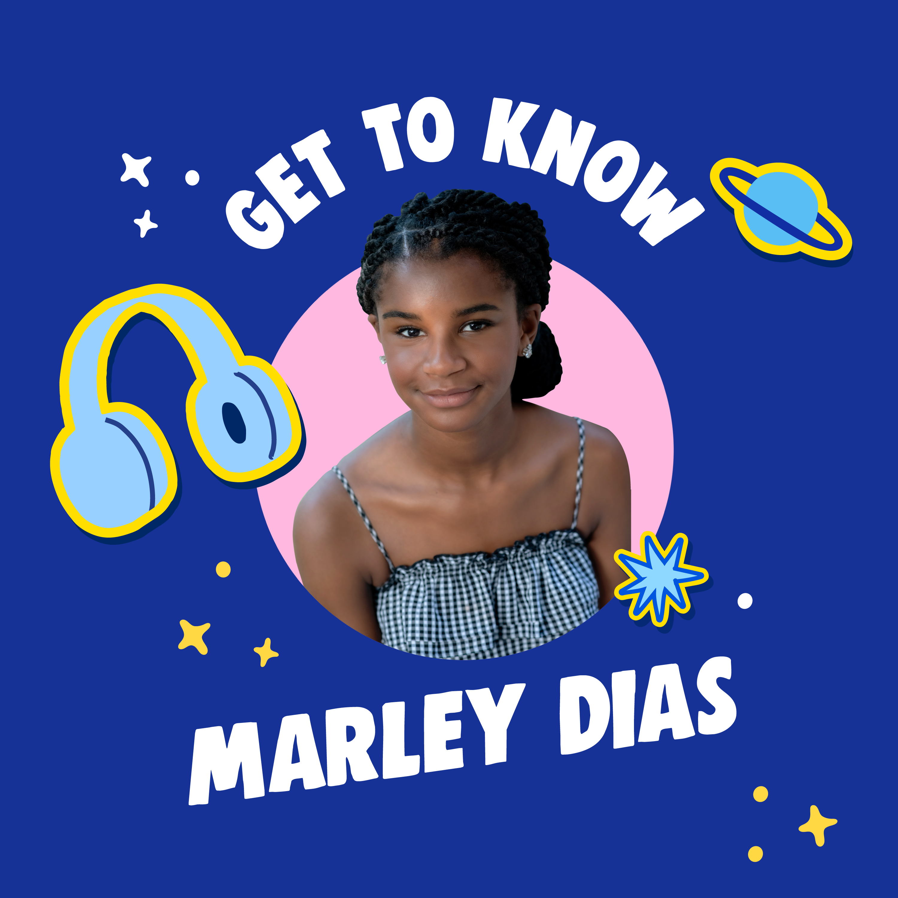 Get To Know Marley Dias