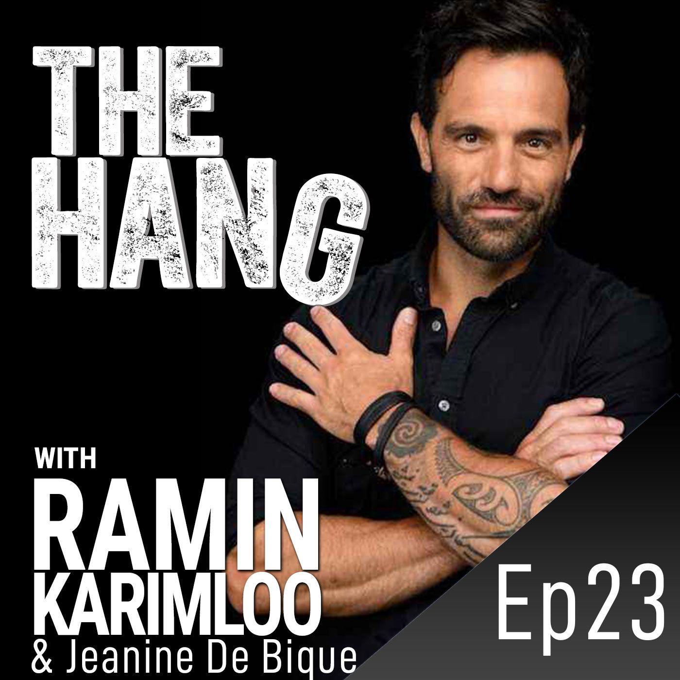 #23 - Hanging with Jeanine De Bique