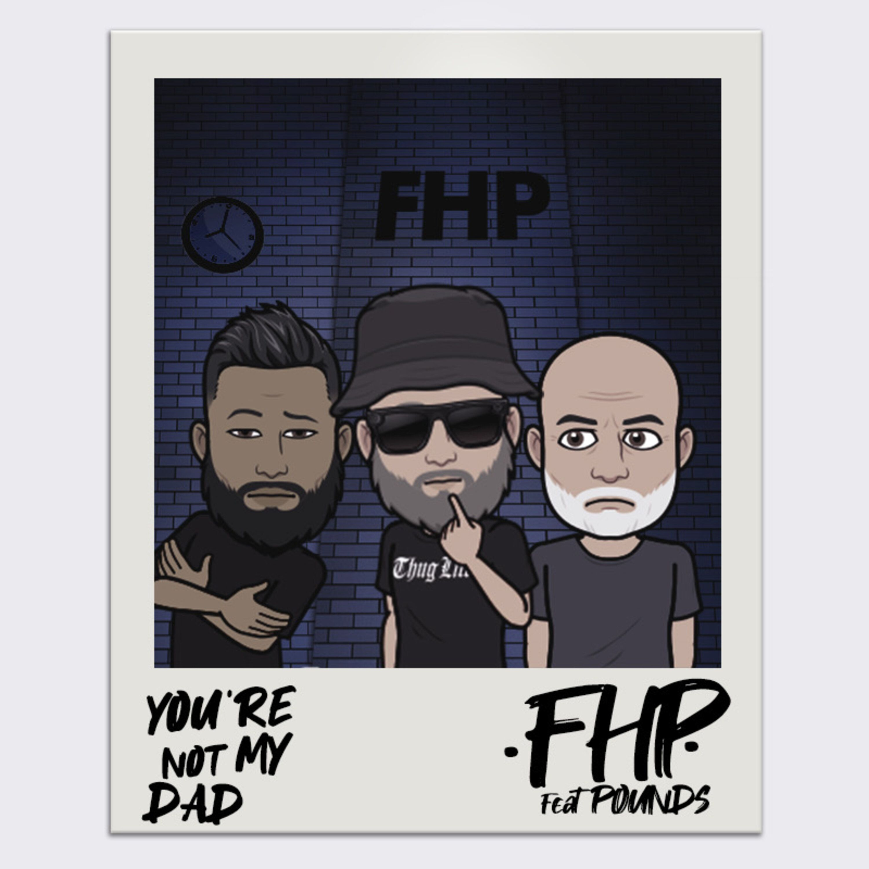 #105: You're Not My Dad feat. Pounds