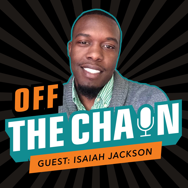 Isaiah Jackson, Author of Bitcoin & Black America: The Synergy Between Black Economics, Bitcoin and Blockchain