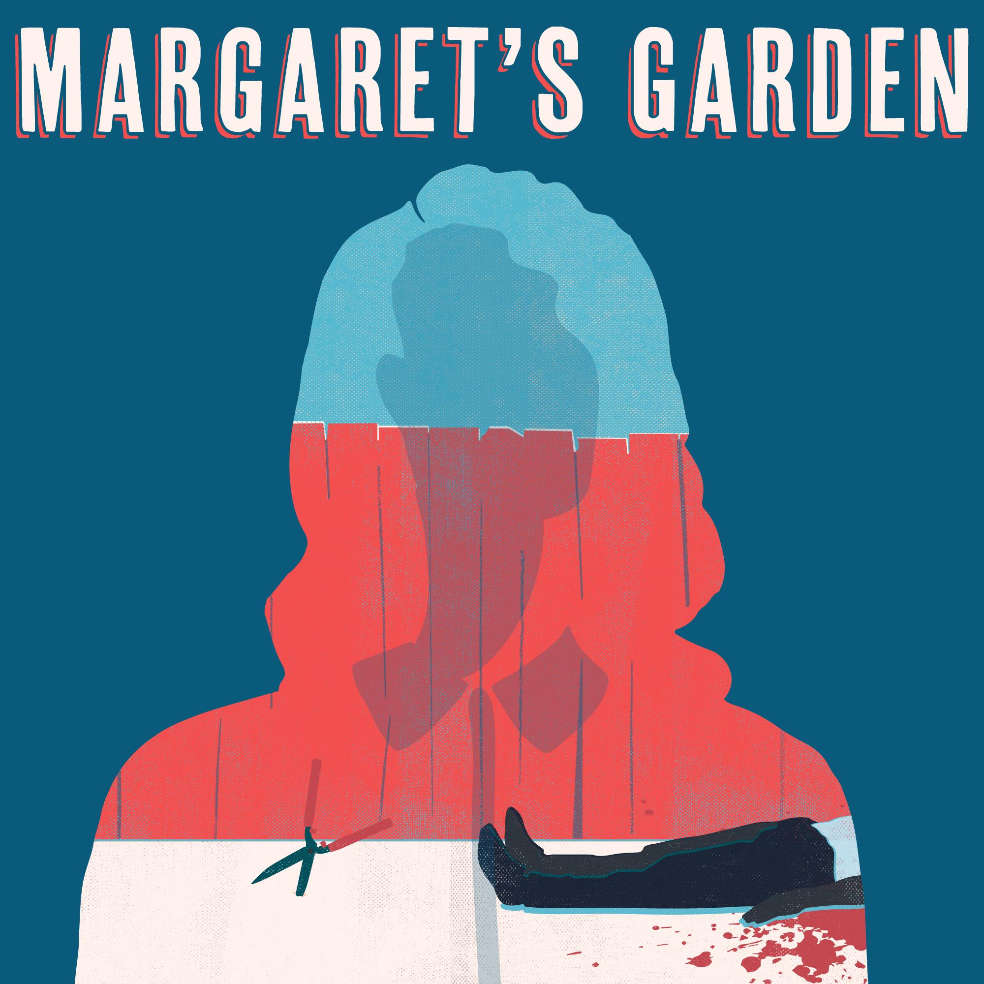 Margaret's Garden podcast tile