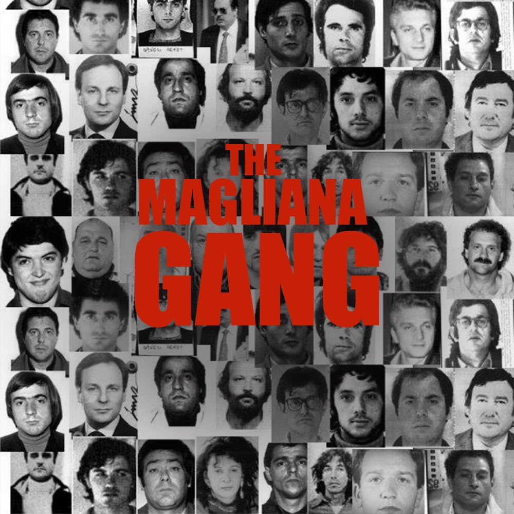 EPISODE 34 The Magliana Gang (Part 1)
