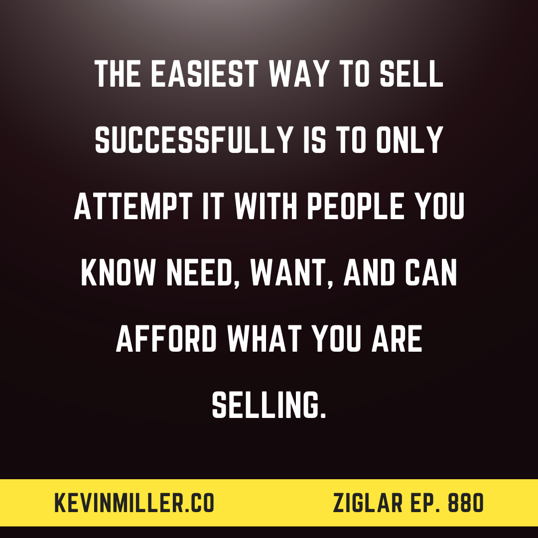 880: Marketing Or Sales - What You Need Most