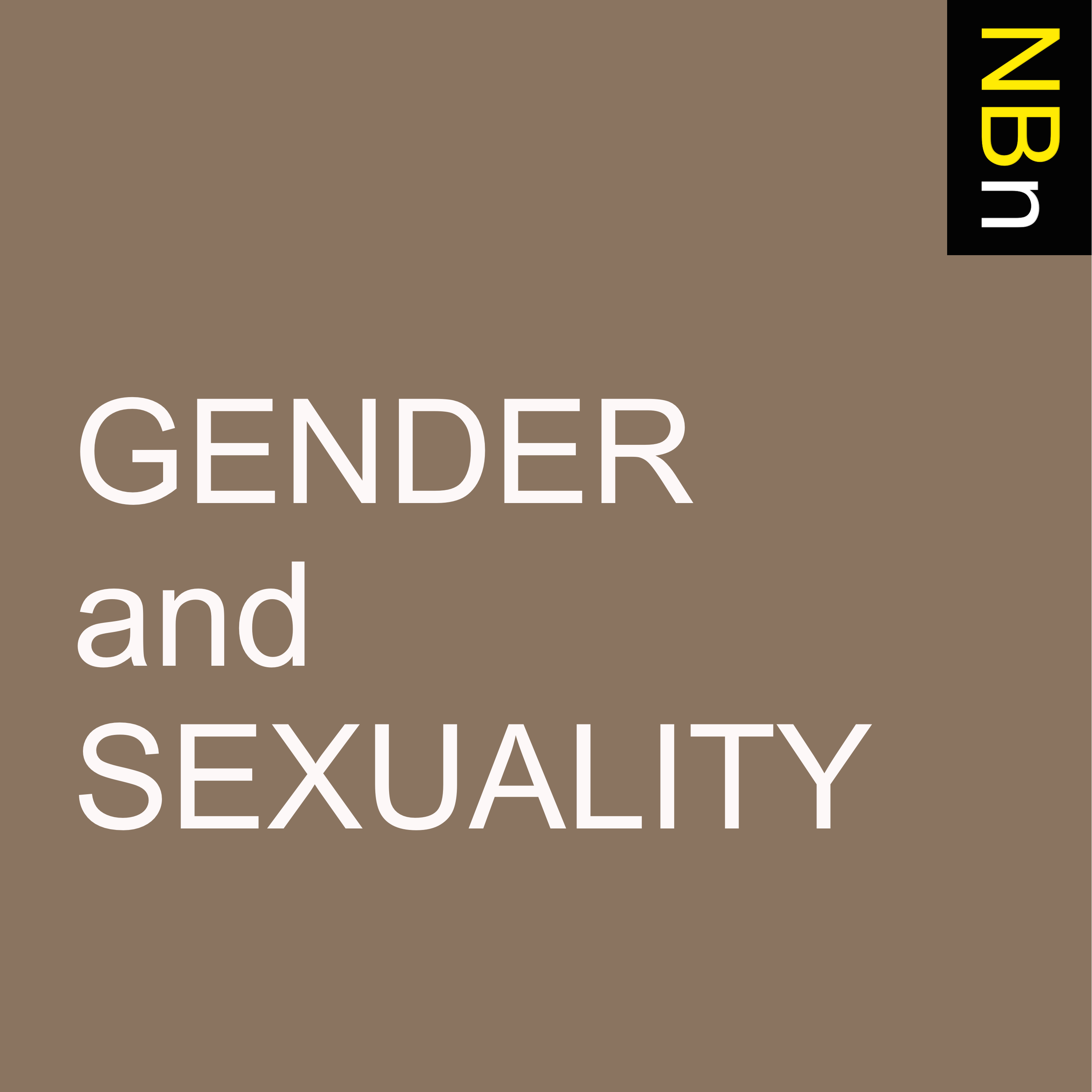 New Books in Gender and Sexuality podcast tile