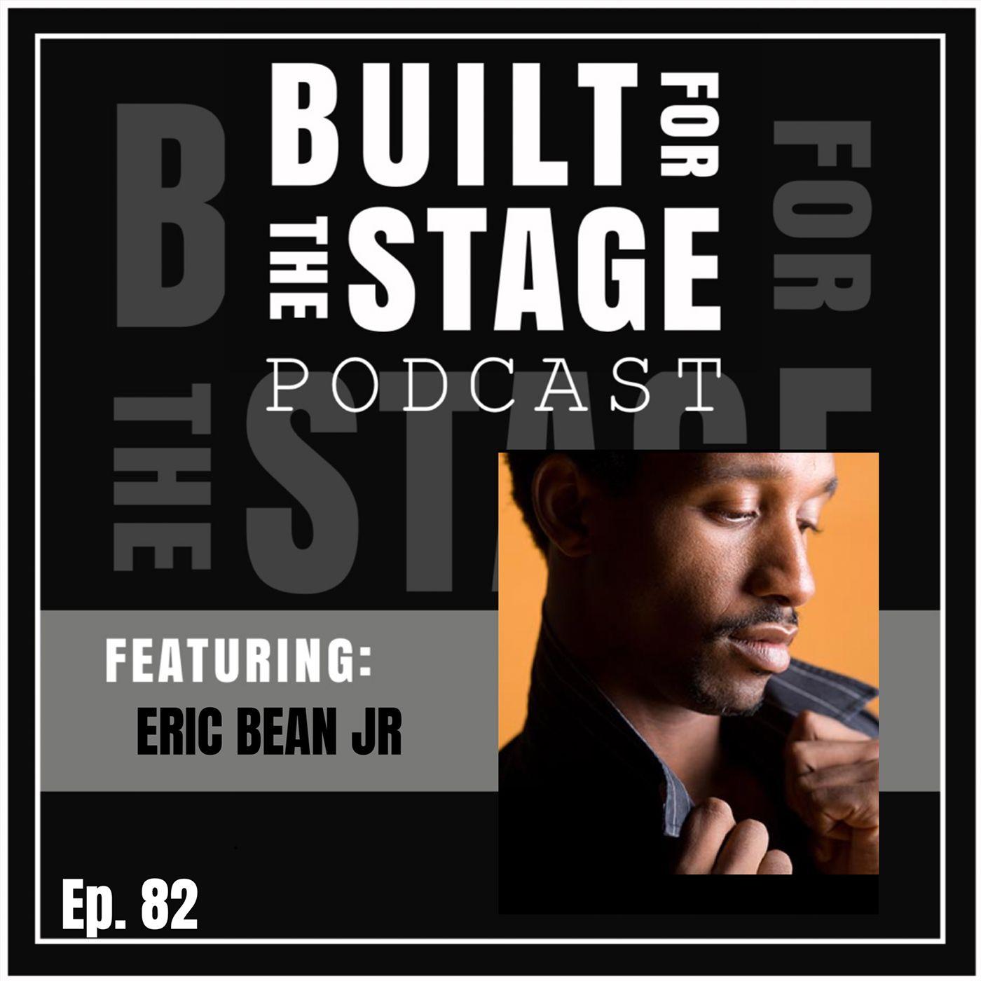 #82 - Eric Bean Jr. - LION KING Nat'l Tour