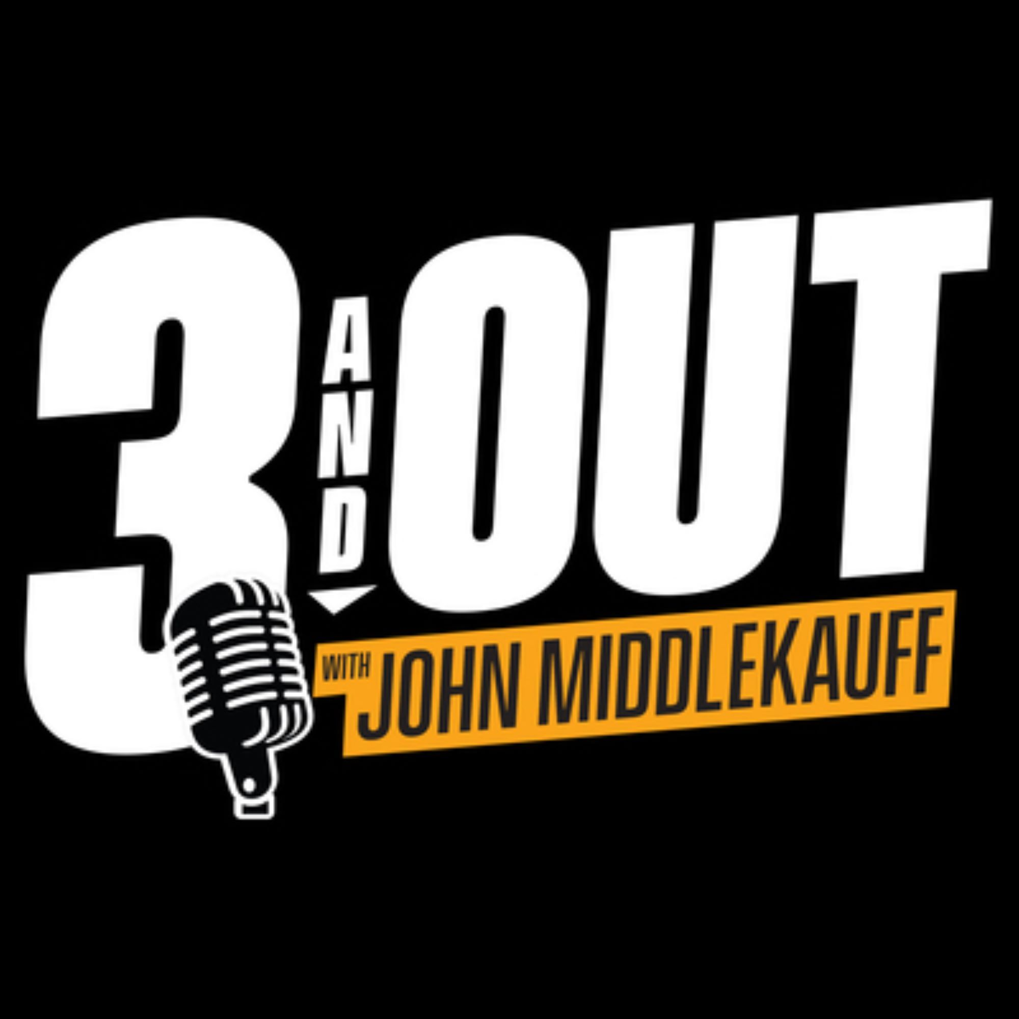 3 and Out - Super Size 4th of July Middlekauff Mailbag